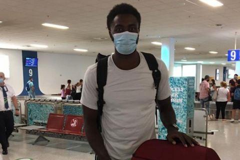Ολυμπιακός: Επέστρεψε και πιάνει δουλειά ο Ζαν - Σαρλ