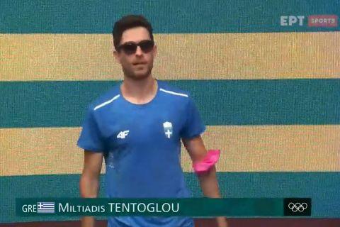 Ο Μίλτος Τεντόγλου