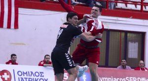 Handball Premier: Εύκολες νίκες για Ολυμπιακό και ΠΑΟΚ