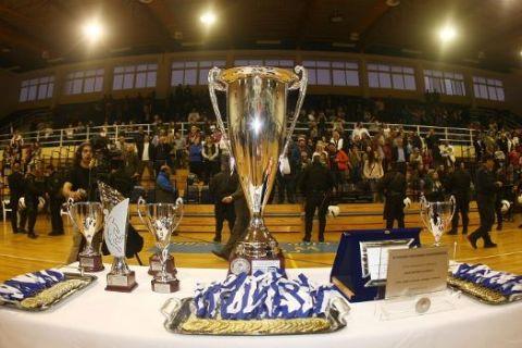 Ντέρμπι Παναθηναϊκός - ΑΕΚ στον ημιτελικό του Κυπέλλου Ελλάδας αν περάσουν Περιστέρι και Λαύριο