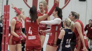 "Volley League Γυναικών: ""Κλείδωσε"" την πρωτιά ο Ολυμπιακός, τρίτος ο Παναθηναϊκός"