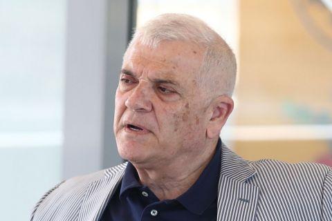 Ο Δημήτρης Μελισσανίδης ήταν το απόγευμα της Τετάρτης στα Σπάτα