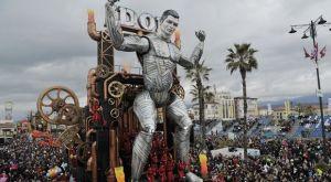 Κριστιάνο Ρονάλντο: Πρωταγωνιστής στο καρναβάλι του Βιαρέτζιο