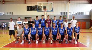 Επιβλητικό ξεκίνημα για την Εθνική U14