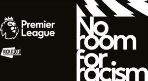 Μήνυμα κατα του ρατσισμού από όλες τις αγγλικές ομάδες