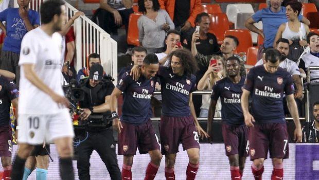 Στον τελικό του Europa League η Άρσεναλ, 2-4 τη Βαλένθια (photos +videos)