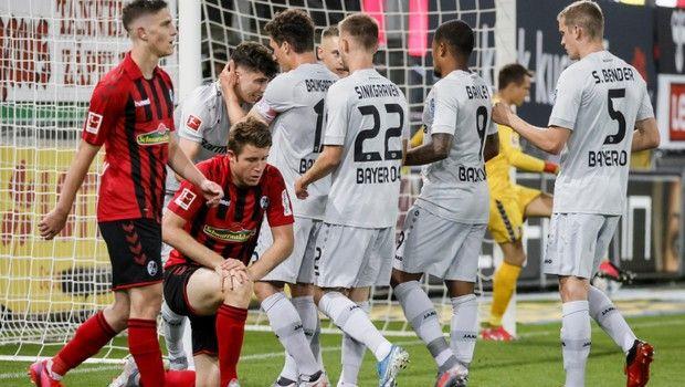 Φράιμπουργκ - Λεβερκούζεν 0-1: Χάβερτς λαμπρός την οδηγεί