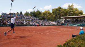 Γέμισαν τα γήπεδα τένις σε όλη την Ελλάδα
