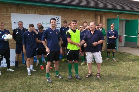 Sleaford Town: η ομάδα είδωλο των Άγγλων!