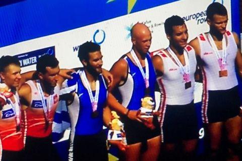 Επτά μετάλλια στο ευρωπαϊκό Κ23 στην κωπηλασία