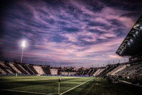 Το γήπεδο της Τούμπας