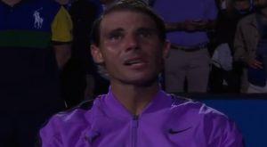 Ραφαέλ Ναδάλ: Το κλάμα του Ισπανού μετά το US Open