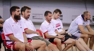 Πρώτη προπόνηση του Ολυμπιακού με τους «βοηθητικούς» παίκτες