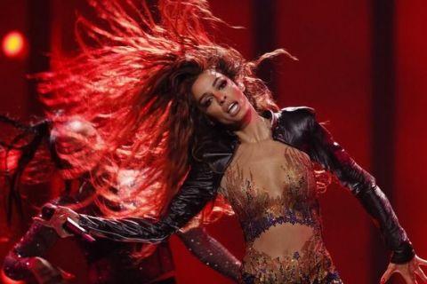 Νούμερα Champions League κατέγραψε ο Α' ημιτελικός της Eurovision