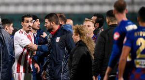 Ολυμπιακός: Καμία δήλωση μετά το 0-0 με τον Βόλο