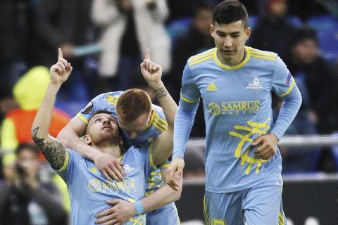 Ο Πέδρο Ενρίκε, πρώην παίκτης του ΠΑΟΚ, ήταν εκ των ποδοσφαιριστών που έχουν φορέσει τη φανέλα της Αστάνα