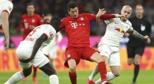 Mπάγερν – Λειψία 0-0: Χωρίς νικητή και γκολ το ντέρμπι κορυφής