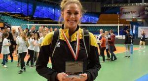 Volleyleague γυναικών: MVP η Άγκοστ