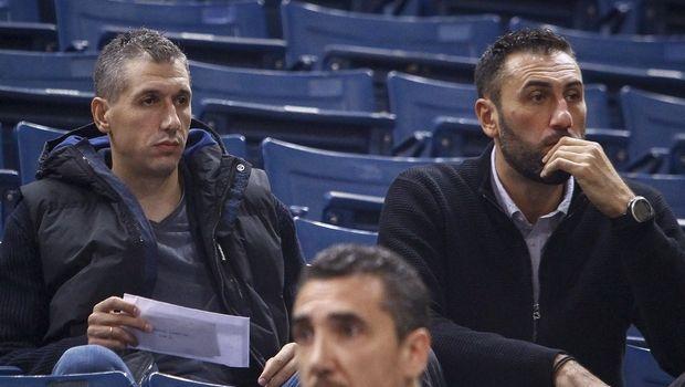 Ποια επίσημα; Ο Διαμαντίδης κι ο Ντικούδης κάθισαν στην εξέδρα