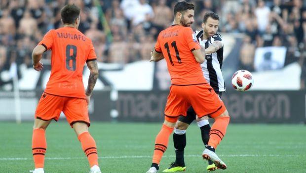Από την άσπρη βούλα ο ΠΑΟΚ, 1-0 τον Αστέρα με Πρίγιοβιτς (photos)