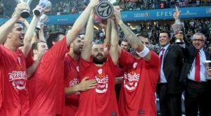 Σαν σήμερα: Ο Ολυμπιακός υποτάσσει την ΤΣΣΚΑ και κατακτά την EuroLeague