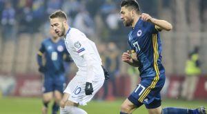 Βοσνία – Ελλάδα 2-1: Μείωσε με Φορτούνη η Εθνική