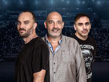 Καίσαρης, Τσάρλυ και Παπασημακόπουλος σχολιάζουν το ΠΑΟΚ - ΑΕΚ
