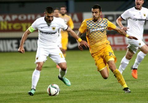 Ισοπαλία στην Τρίπολη, 0-0 ο Αστέρας με την ΑΕΚ