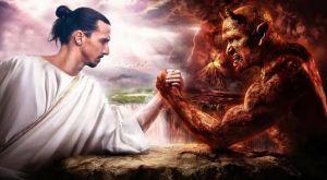Ο Ζλάταν επιστρέφει ως διάβολος