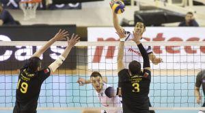 Volleyleague ανδρών: Ο ΠΑΟΚ πήρε εύκολο τρίποντο με την ΑΕΚ