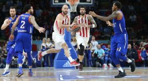 Τρίτος και με τη… βούλα ο Ολυμπιακός, έχασε με 77-69 από την Εφές