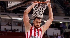 GM της EuroLeague: Καλύτερος ριμπάουντερ ο Μιλουτίνοβ, καλύτερος ο πασέρ ο Καλάθης