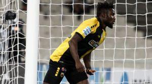 AEK – Λαμία: Το 3-0 από τον Ενομπακάρε στο ντεμπούτο του