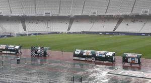 Παναθηναϊκός – ΠΑΣ Γιάννινα: Η εικόνα του ΟΑΚΑ μισή ώρα πριν από το ματς (VIDEO)