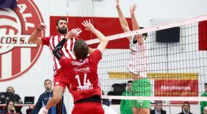 Κορονοϊός: Ο ΠΑΣΑΠ ζητάει αναβολή και των αγώνων της VolleyLeague
