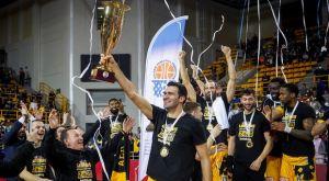 """Μαυροειδής στο Sport24.gr: """"Ο Αγγελόπουλος θεωρεί ότι είμαι το γούρι της ΑΕΚ"""""""