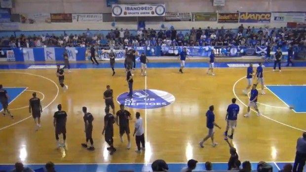 LIVE STREAM: Ηρακλής - Καστοριά