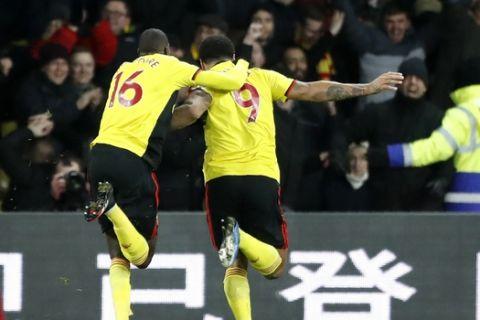 Γουότφορντ - Λίβερπουλ: Τα τρία γκολ του ματς