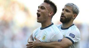 Ο Λαουτάρο Μαρτίνες πανηγύρισε με στιλ το έπος της Αργεντινής