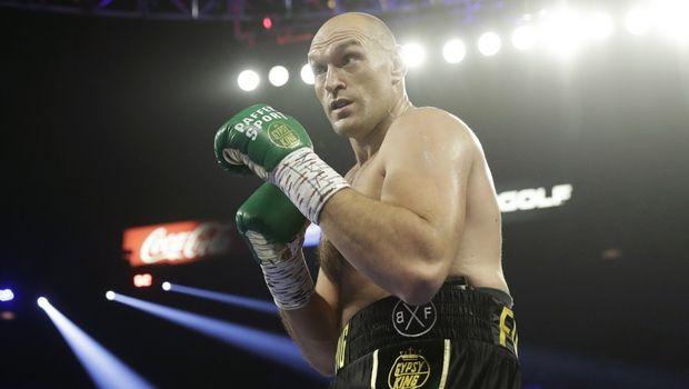 Forbes: Tyson Fury ο πιο ακριβοπληρωμένος μαχητής