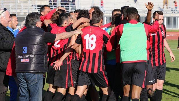 Σπουδαία νίκη για τον Απόλλωνα Πόντου, 1-0 τον Αιγινιακό