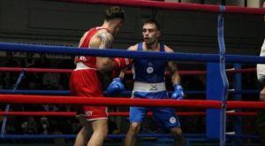 Στο Prive Boxing ο Τσαγκράκος