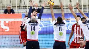Volley League ανδρών: Φοίνικας – Ολυμπιακός με φόντο την πρόκριση στον τελικό