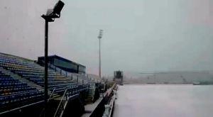 Αστέρας – ΠΑΟΚ: Χιονοδρομική πίστα το «Θ. Κολοκοτρώνης» (VIDEO)!
