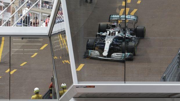 GP Μονακό (FP1): H Mercedes σε άλλη πίστα