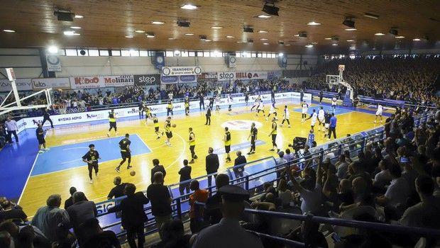 Στην ΕΡΤ τα ματς του Ηρακλή στα προκριματικά του Basketball Champions League