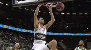 EuroLeague Top-5: Με δυναμικό Παπαγιάννη το πρώτο VIDEO της σεζόν
