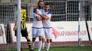 Football League: Χέρι – χέρι στην κορυφή Καβάλα και Βέροια