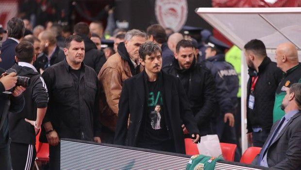 Παναθηναϊκός: Καταγγέλλει επίθεση στην είσοδο του Γιαννακόπουλου στο ΣΕΦ