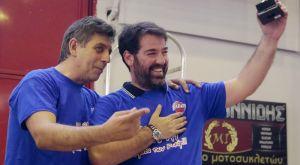 """Τσάπας: """"Θα παίξουμε στη Stoiximan.gr Basket League"""""""